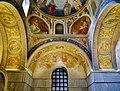 Padova Basilica di Santa Giustina Innen Oratorio di San Prosdocimo Gewölbe 1.jpg