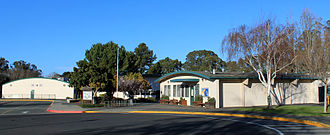 Cotati, California - Thomas Page School