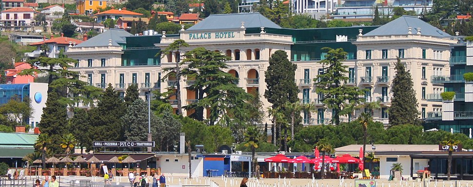Palace Hotel Portoroz