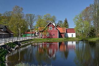 Palamuse Small borough in Jõgeva County, Estonia