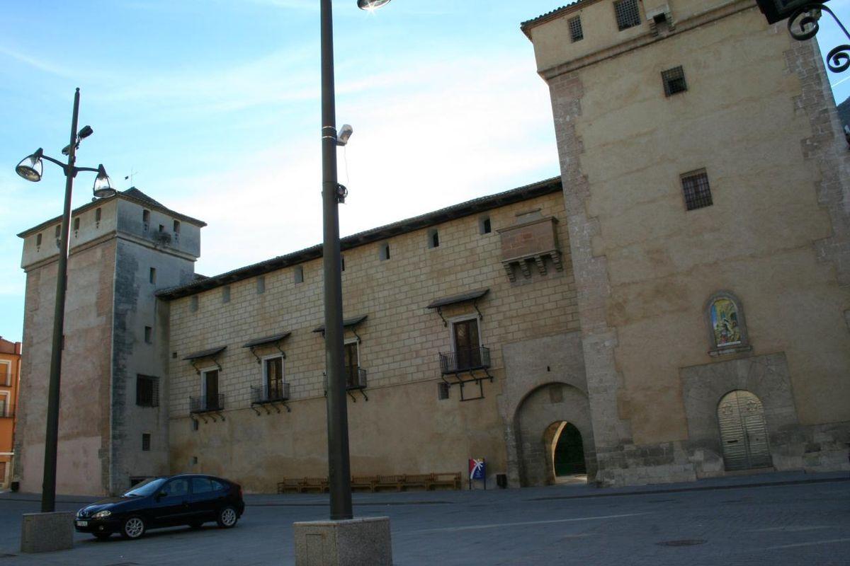 Palacio de los condes de cocentaina wikipedia la - Cocentaina espana ...
