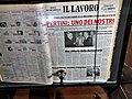 Palazzo Ducale (Genova) Mostra su Sandro Pertini Edizione de Il Lavoro per l'elezione a presidente.jpg