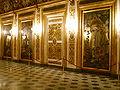 Palazzo Medici Riccardi, Galleria di Luca Giordano, specchi decorati.JPG