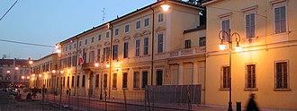 Reggio Emilia - Palazzo Ducale