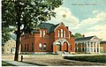 Palmer Public Library postcard - Palmer, MA.jpg
