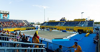 Venues of the 2015 Pan American and Parapan American Games - Chevrolet Beach Volleyball Centre