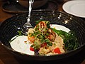 Panang chicken at restaurant Frans & Amélie.jpg