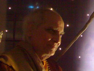 Jasraj - Jasraj at the Pandit Motiram Pandit Maniram Sangeet Samaroh, Hyderabad, in 2007