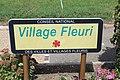 Panneau Village fleuri Crottet 1.jpg
