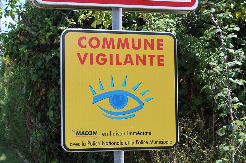 File:Panneau commune vigilante St Jean Priche 4.jpg