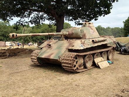 V号戦車パンターの画像 p1_13