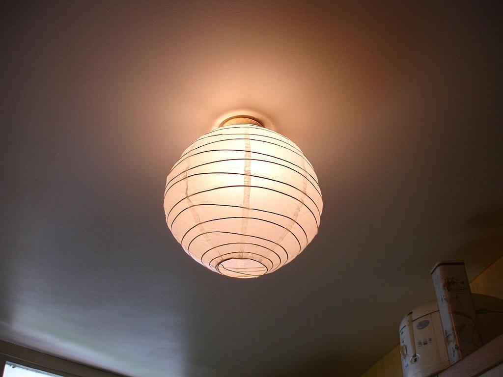 Filepaper lamp shadeg wikimedia commons filepaper lamp shadeg aloadofball Choice Image