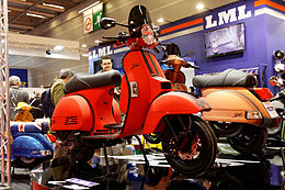 Paris - Salon de la moto 2011 - LML - Star 4 - 002.jpg