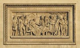 Paris Arc de Triomphe Mort de Marceau