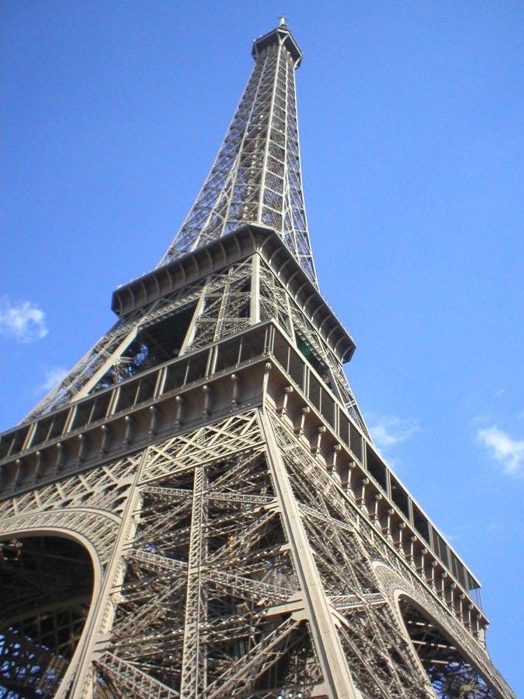 Paris La Tour Eiffel MP