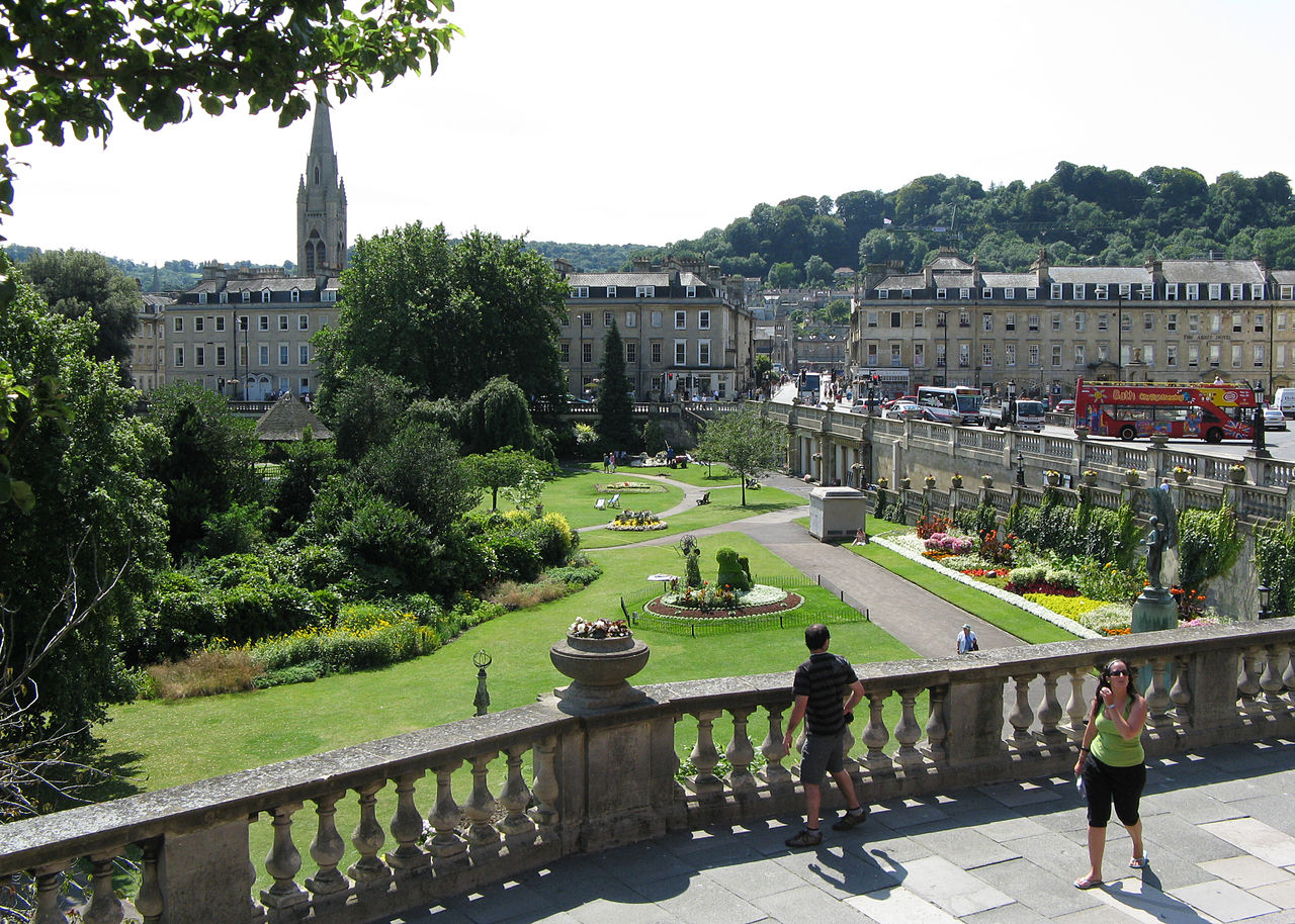 File Park In Bath England Wikipedia