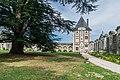 Park of the Castle of Selles-sur-Cher 04.jpg