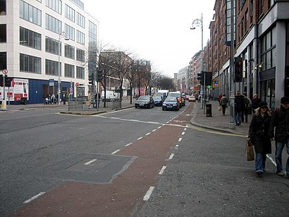Cómo llegar a Parnell Street en transporte público - Sobre el lugar