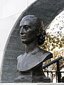 Parque Eva Peron statue01 close.jpg