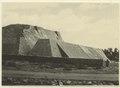Parti av tempelpyramiden Tenayuca - SMVK - 0307.b.0048.tif