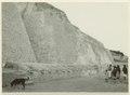 Parti av tempelpyramiden Tenayuca - SMVK - 0307.b.0060.tif