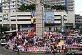 Partido Manggagawa Partylist Welcome Rotonda labor protests.jpg