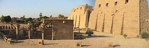 Parvis Karnak