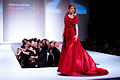 Pascale Hutton wearing Paul Hardy - Heart and Stroke Foundation - The Heart Truth celebrity fashion show - Red Dress - Red Gown - Thursday February 8, 2012 - Creative Commons.jpg