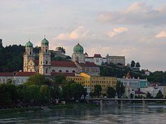Passau Inn Cathedral