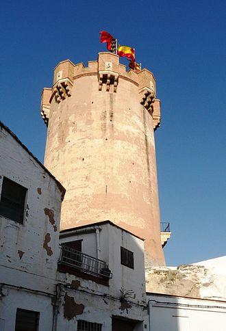 Paterna - Image: Paterna. Torre 1
