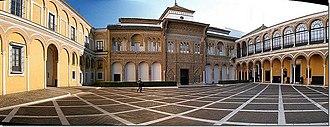Seville - Alcázar of Seville