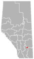 Patricia, Alberta Location.png