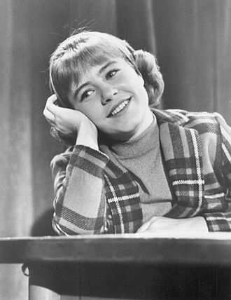 Patty Duke - Duke as Patty Lane on The Patty Duke Show, 1965
