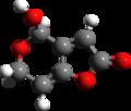 Patulin 3d structure.png
