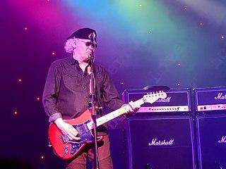 Paul Dean (guitarist) Canadian musician
