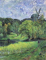 Paul Gauguin - The Queen's Mill.JPG
