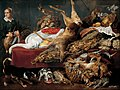Paul de Vos - Still Life with Servant - Google Art Project.jpg