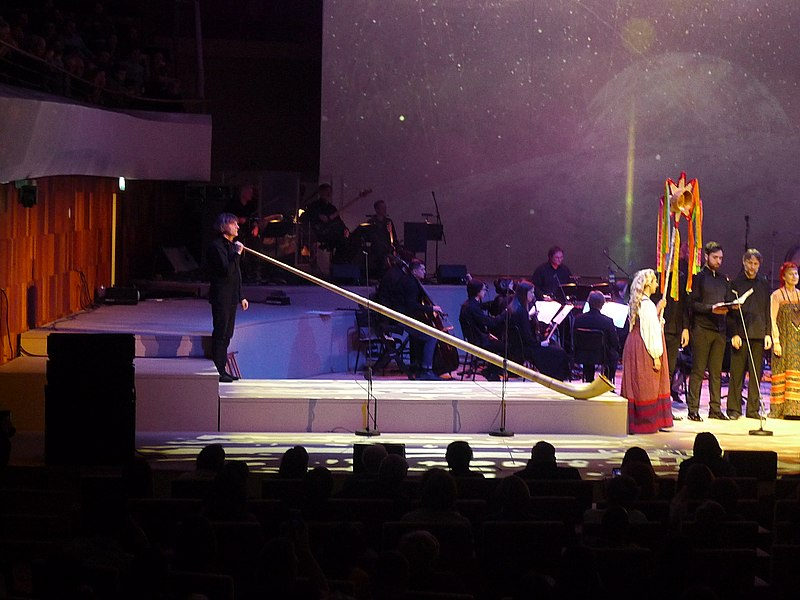 Pavel Karmanov 's Vertep in Zaryadye Concert Hall (2019-01-11) 22.jpg