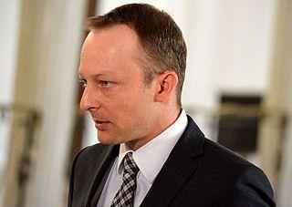 Paweł Olszewski Polish politician