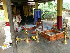 Perissery - Pazhayar Sree Dharma Sastha Temple