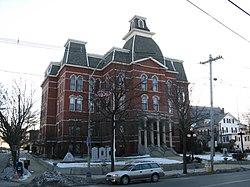 Peabody City Hall