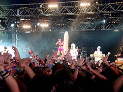 Peaches Carling Leeds Festival 2006 1.jpg