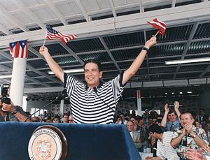 New Progressive Party (Puerto Rico) - Pedro Rosselló, Governor of Puerto Rico (1993-2001)
