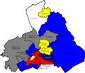 Pendle 2008 election map.png