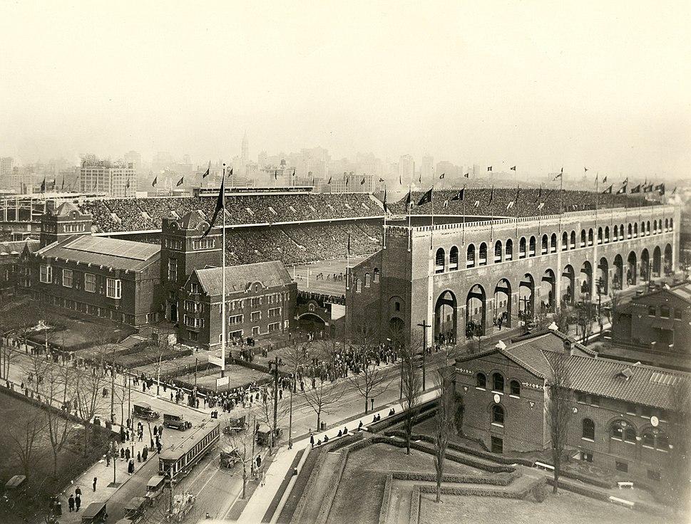 Penn - Franklin Field - 1922