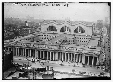 Stunning Pennsylvania Station New York City  Wikipedia With Hot Main View With Lovely The Princess Garden Also New Look Near Covent Garden In Addition Garden Plastic Table And Chairs And Ballet Shop Covent Garden As Well As Garden Pots For Sale Uk Additionally Winter Garden Townhomes From Enwikipediaorg With   Hot Pennsylvania Station New York City  Wikipedia With Lovely Main View And Stunning The Princess Garden Also New Look Near Covent Garden In Addition Garden Plastic Table And Chairs From Enwikipediaorg