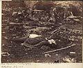 Pennsylvania, Gettysburg. A Sharpshooter's Last Sleep - NARA - 533314.jpg
