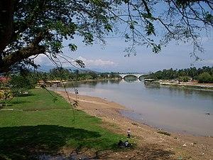 Perak River - Image: Perak River Kuala Kangsar