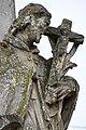 Pereszteg, Védőszentek szobra 2021 14 Nepomuki Szent János.jpg