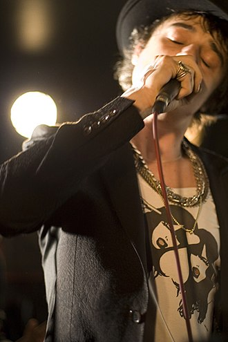 Pete Doherty - Doherty in 2007